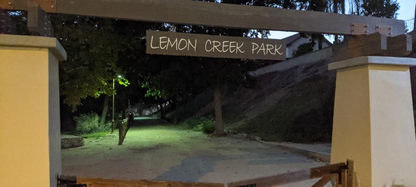 10/18 Lemon Creek BicentennialPark